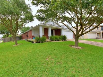 Round Rock TX Single Family Home Pending: $236,000
