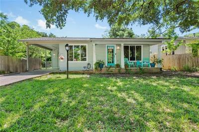 Travis County Single Family Home For Sale: 2605 Euclid Ave