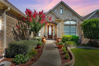 Austin Single Family Home Active Contingent: 323 Wild Rose Dr