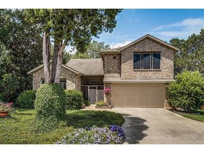 New Braunfels Single Family Home For Sale: 2736 Diamond Trl