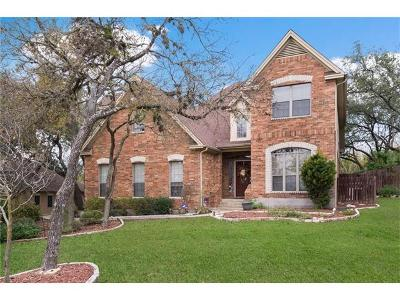 San Marcos Single Family Home For Sale: 318 Quarry Springs Dr
