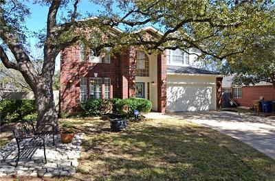 Hays County, Travis County, Williamson County Single Family Home Pending - Taking Backups: 4708 Chesney Ridge Dr