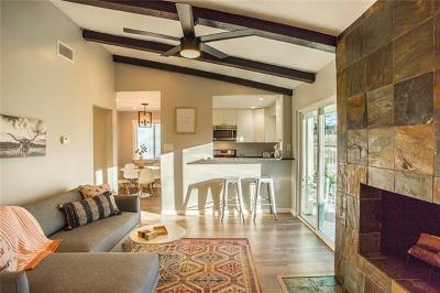 Austin Single Family Home Pending - Taking Backups: 1209 Austin Highlands Blvd