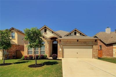 Georgetown Single Family Home For Sale: 325 Fort Cobb Way