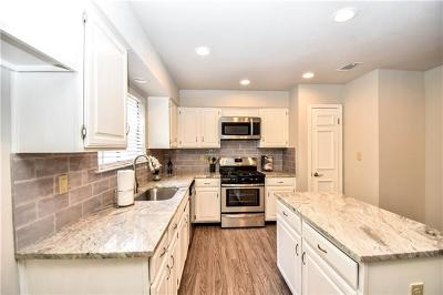 Austin Single Family Home Coming Soon: 13111 Marble Falls Cv