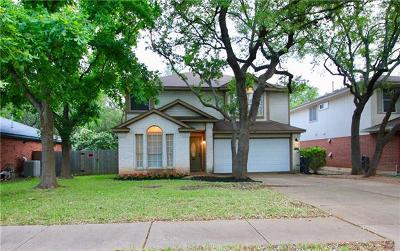 Cedar Park Single Family Home For Sale: 1236 Darless Dr