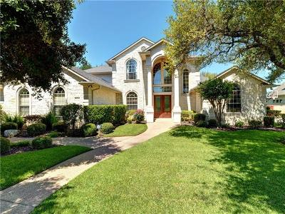 Round Rock Single Family Home For Sale: 2332 Camino Del Verdes Pl