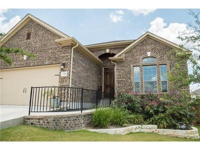 Single Family Home For Sale: 2328 Lookout Range Dr