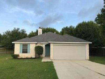 Buda Single Family Home For Sale: 610 Basil Dr