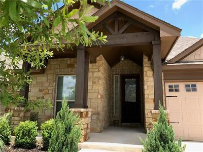 San Marcos Single Family Home For Sale: 3037 Jacob Ln