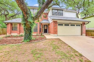 Austin Single Family Home For Sale: 8006 Bounty Trl