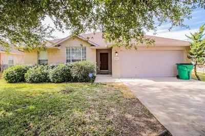 Cedar Park Single Family Home For Sale: 651 Columbine Ave