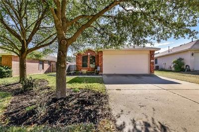 Round Rock Single Family Home Pending - Taking Backups: 2218 Ada Ln