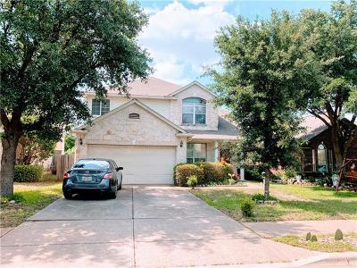 Austin Single Family Home For Sale: 14412 Ballycastle Trl