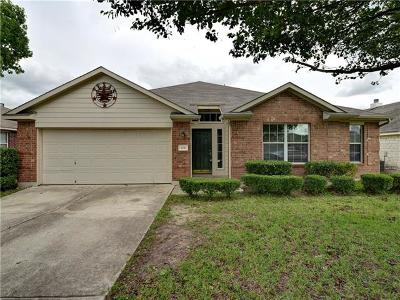 Hutto Rental For Rent: 104 Hanstrom Dr