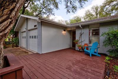 Cedar Park TX Single Family Home Pending - Taking Backups: $240,000