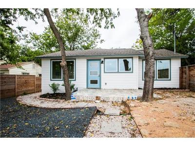 Single Family Home For Sale: 2206 Alexander Ave