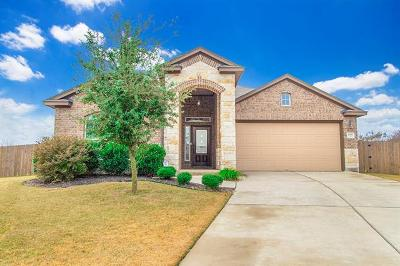 Pflugerville Single Family Home Pending - Taking Backups: 4657 Tiddle Ln