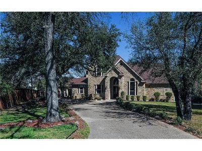 Austin Single Family Home Pending - Taking Backups: 7904 D K Ranch Ct