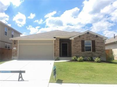 San Marcos Single Family Home For Sale: 132 Sage Meadows Dr