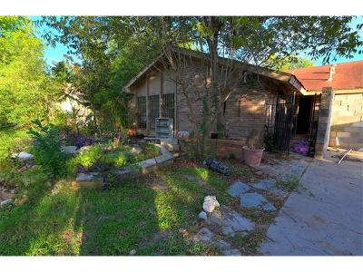 Austin Single Family Home For Sale: 5213 Hedgewood Dr