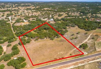 Dripping Springs Residential Lots & Land For Sale: Lot 27 Medlin Creek Loop