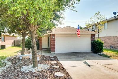 Leander Single Family Home Pending - Taking Backups: 2422 Socorro