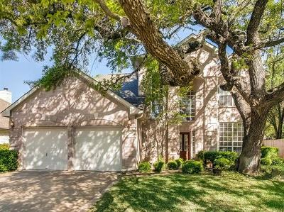 Austin Single Family Home Pending - Taking Backups: 3404 San Mateo Dr