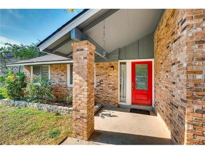 Travis County Single Family Home For Sale: 11712 Shoshone Dr
