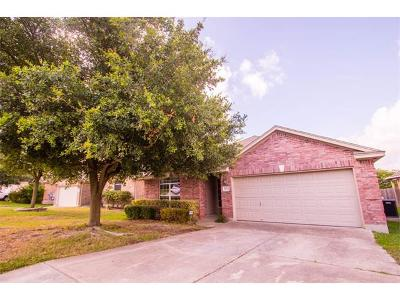 Austin Single Family Home Pending - Taking Backups: 11713 Timber Heights Dr
