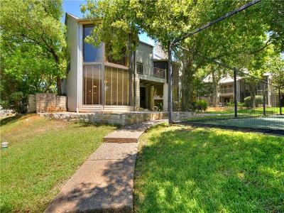 Travis County Condo/Townhouse For Sale: 172 World Of Tennis Sq