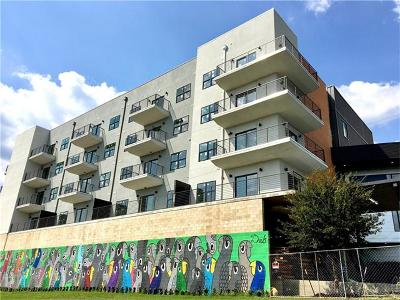 Condo/Townhouse For Sale: 6444 Burnet Rd #210