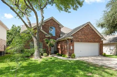 Cedar Park Single Family Home Pending - Taking Backups: 1401 Brighton Bend Ln