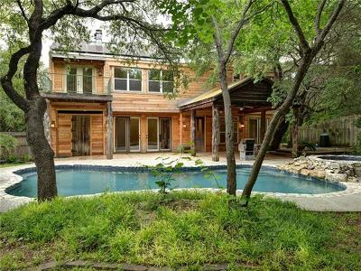 Austin Single Family Home For Sale: 10012 Wildflower Ln