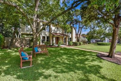 Austin Single Family Home For Sale: 1500 Wilson Heights Dr