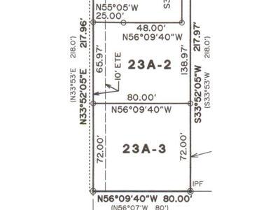 Austin Residential Lots & Land For Sale: 5503 & 5505 Blue Bird Ln