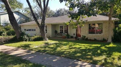 Austin TX Single Family Home For Sale: $395,000