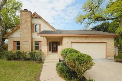 Single Family Home For Sale: 12402 Twin Creek Cir
