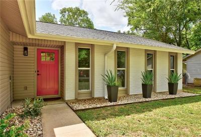 Single Family Home For Sale: 6103 Pennwood Ln