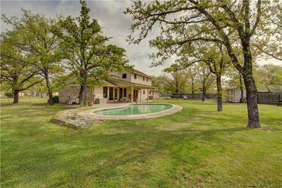 Giddings Single Family Home Active Contingent: 1164 County Road 227