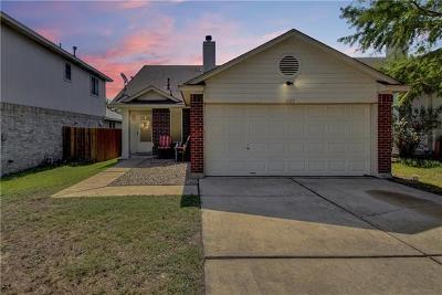 Pflugerville Single Family Home For Sale: 1425 Saint Leger St