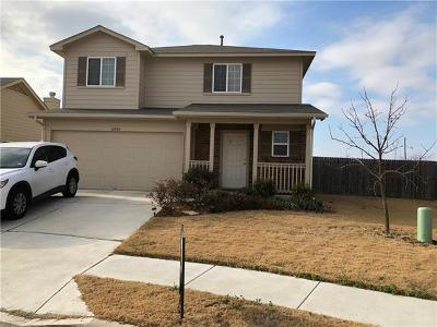 Elgin Single Family Home Pending - Taking Backups: 14508 Martial Eagle Dr