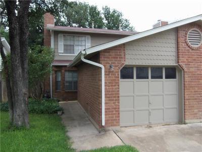 Austin Rental For Rent: 8002 Tuscarora #A