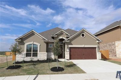 Hutto Single Family Home For Sale: 113 Skylark Ln