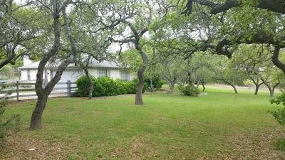 Dripping Springs Single Family Home For Sale: 11215 W Cave Blvd