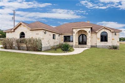 Single Family Home For Sale: 150 Amber Oaks
