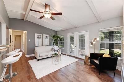 Travis County Single Family Home For Sale: 1783 Ohlen Rd