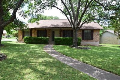 Travis County, Williamson County Single Family Home For Sale: 6700 Rustling Oaks Trl