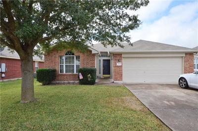 Hutto Single Family Home Pending - Taking Backups: 6004 Lone Star Ct