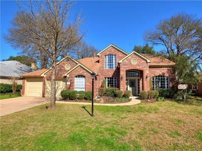 Travis County, Williamson County Single Family Home For Sale: 3712 Whitt Loop